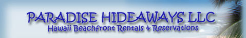 Paradise Hideaways Vacation Homes