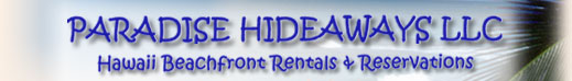 Paradise Hideaways Vacation Rentals